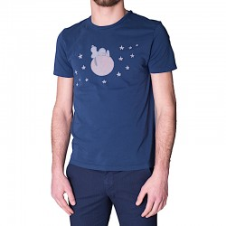 VINTAGE T-SHIRT SPACE SNOOPY