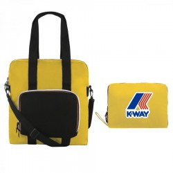 K-WAY SHOPPING BAG LE VRAI 3.0 VIOLETTE ART. K006X30