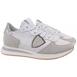 PHILIPPE MODEL MONDIAL BUBBLE BLANC SNEAKERS PREMIUM DONNA ART. TZLD WB01
