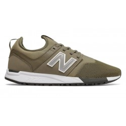NEW BALANCE SCARPE LIFESTYLE SYNTHETIC MESHART. MRL247OP