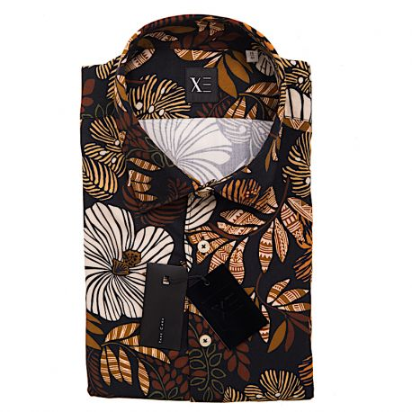 XE BY XACUS CAMICIA FLOREALE ART. 81520.001